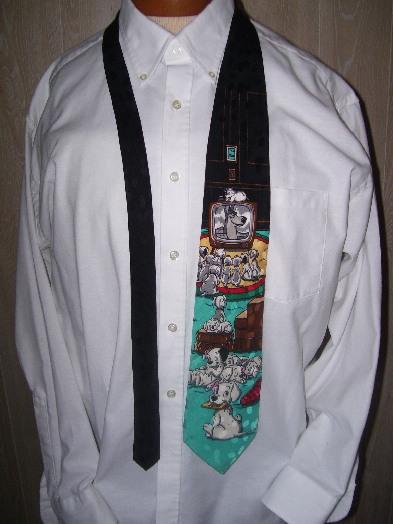 101 dalmatians  tie