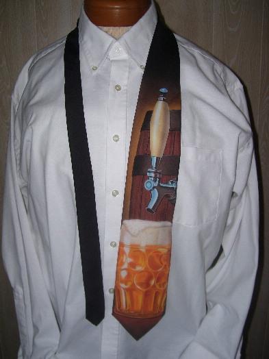 Draft Beer Tie